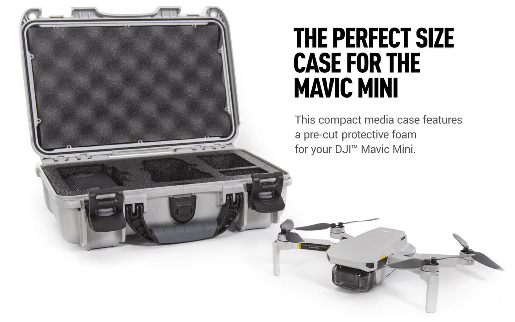 The Best Hard Case for the DJI Mavic Mini Drone