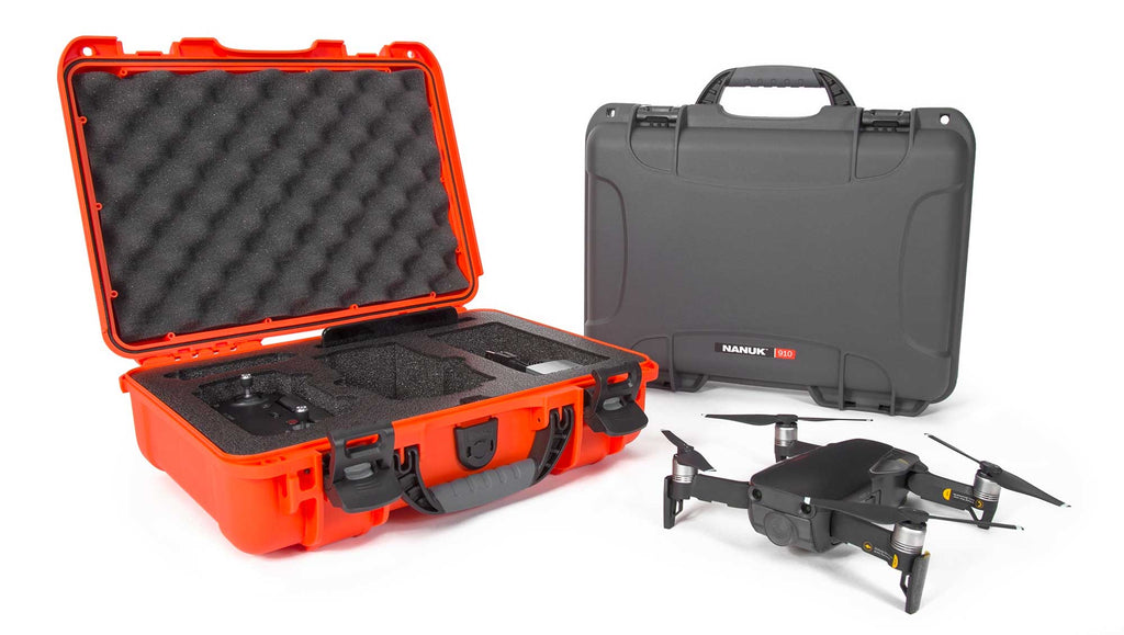 Nanuk 910 Hard Case for the DJI Mavic Air Drone