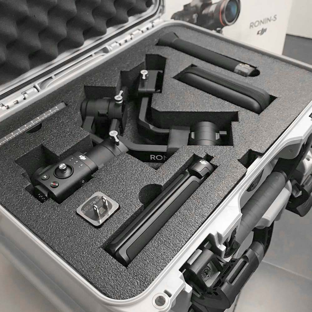 Nanuk 923 Hard Case for DJI Ronin-S
