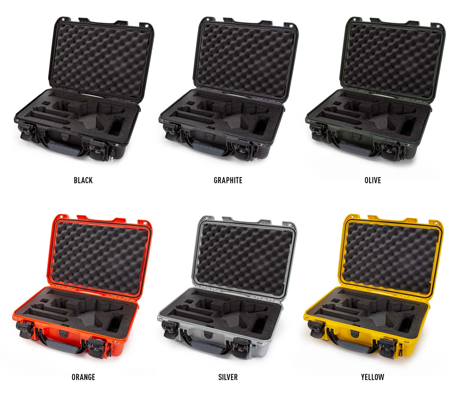 Nanuk 923 DJI Ronin-S Hard Case in 6 Colors