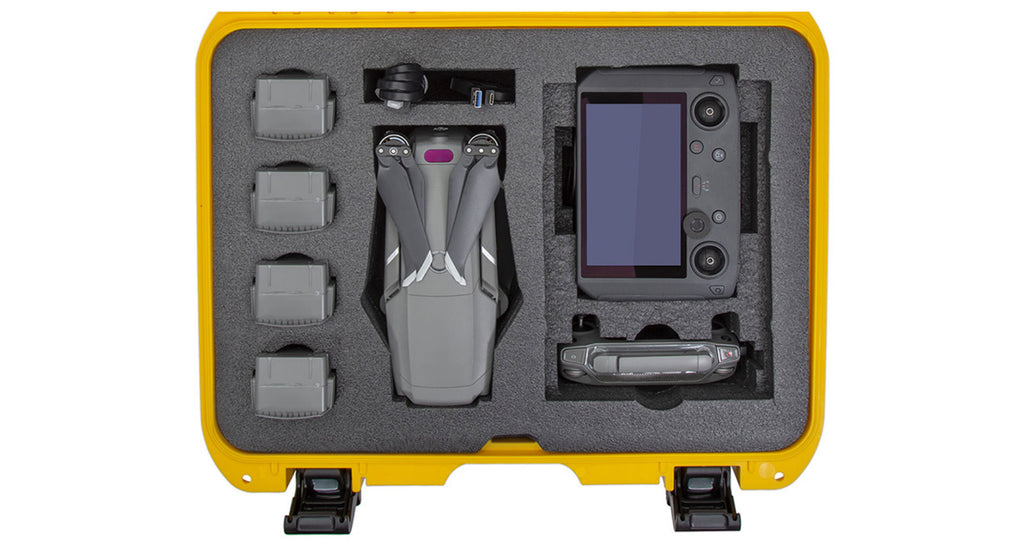 Custom Foam for the DJI Mavic Pro 2 with Smart Controller