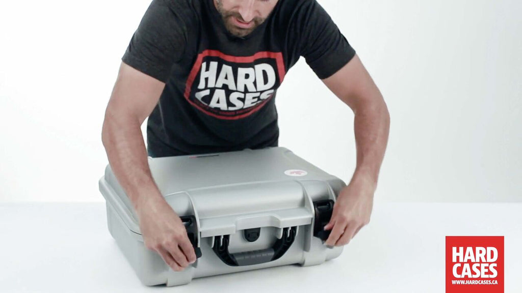 Nanuk 930 Hard Case Video Review - Power Latches