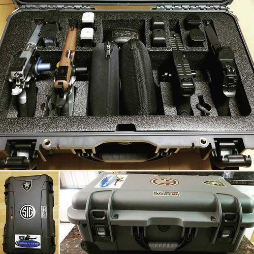 Nanuk 935 6 up Hard Case