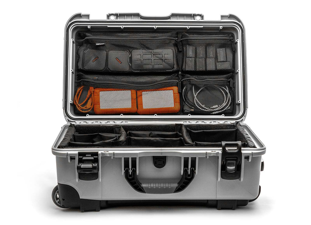 Nanuk 935 Lid Organizer with Gear - N935 Refuge