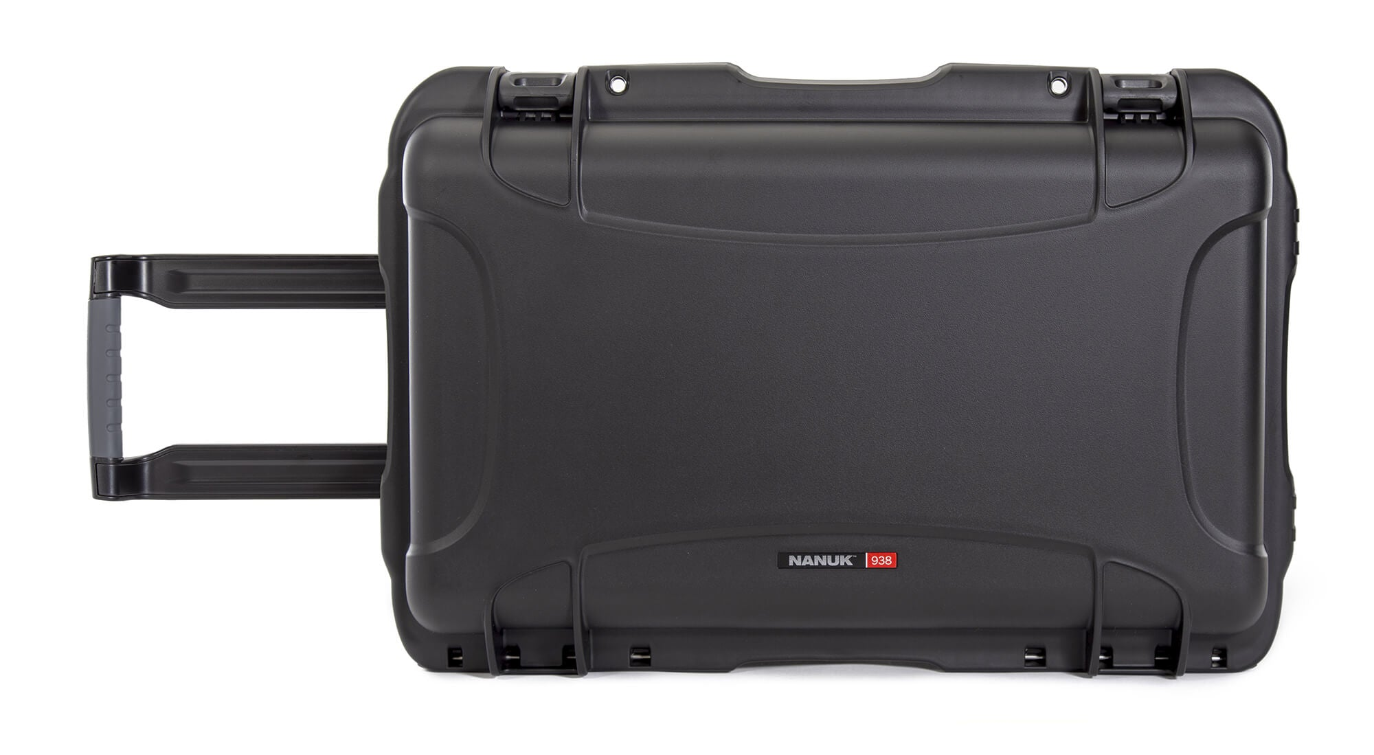 Nanuk 938 in Black with it's Retractable Handle