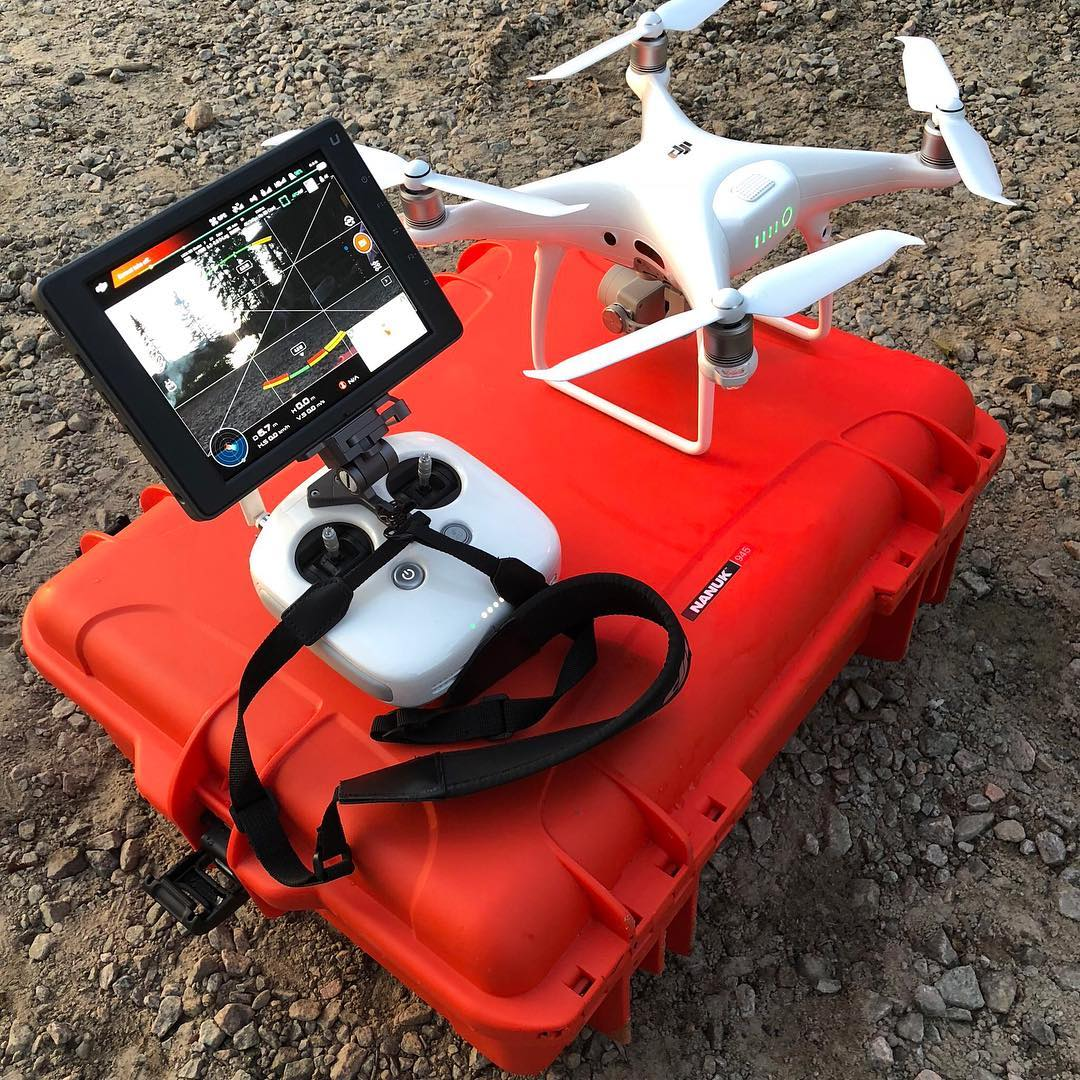 Nanuk 945 DJI Phantom Hard Case