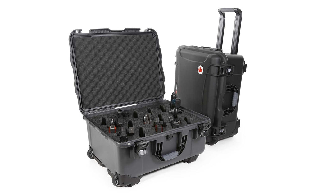 Nanuk 950 15 Up Gun Case in Black