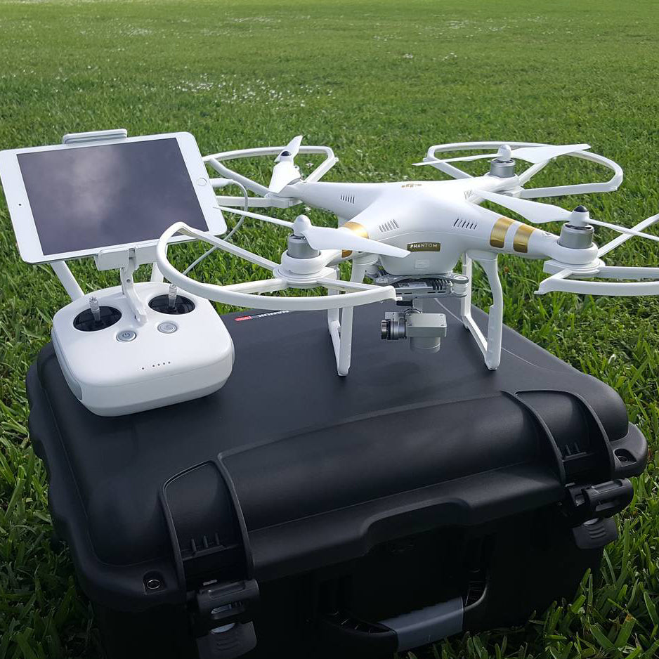 Nanuk 950 DJI Phantom Hard Case