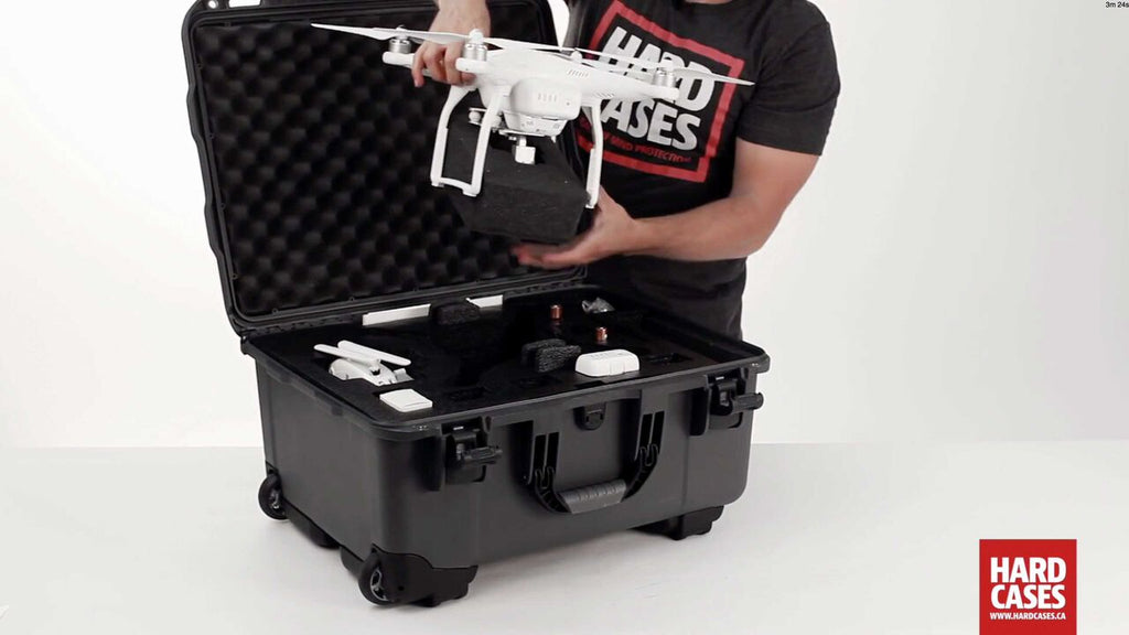 Nanuk 950 DJI Phantom Extra Layer of Protection