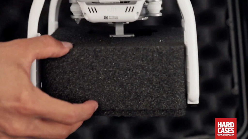 Nanuk 950 DJI Phantom Extra Foam Protection
