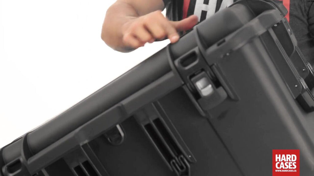 Nanuk 960 Hard Case Stackable Feature