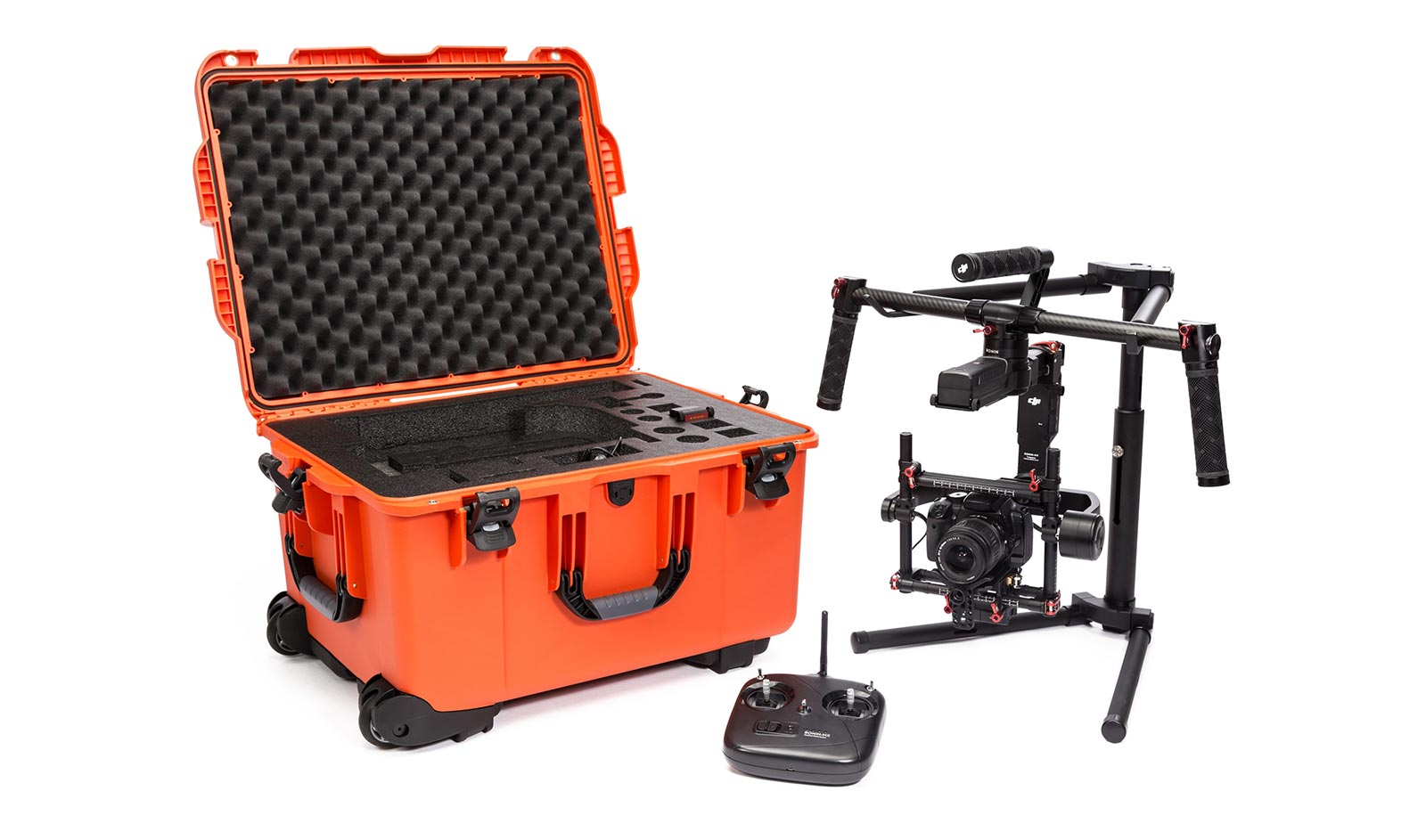 Nanuk 960 DJI Ronin-MX in Orange