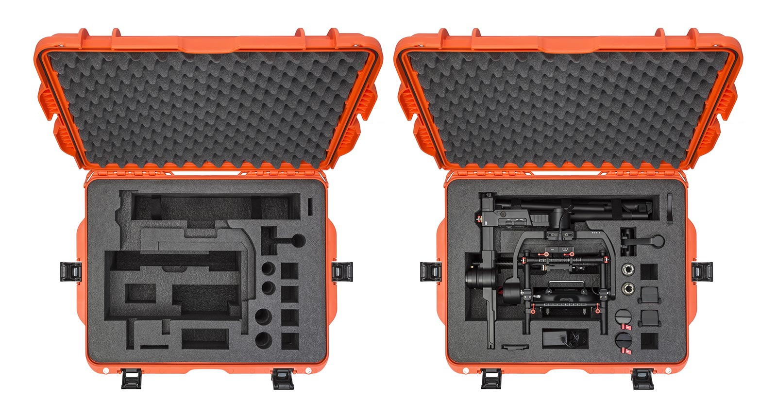 Nanuk 960 DJI Ronin-MX Top View