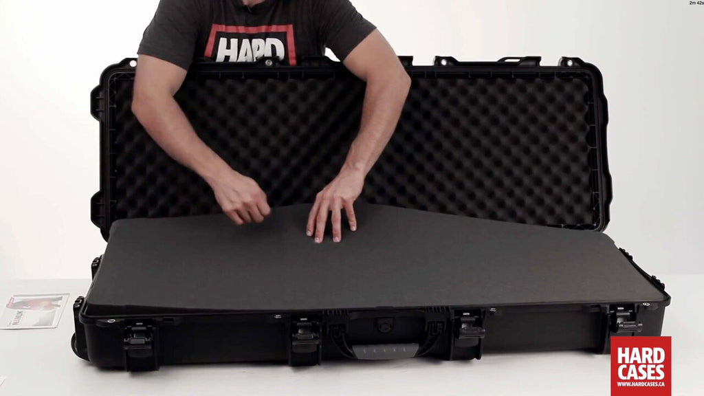 Nanuk 990 Hard Case Foam Inserts
