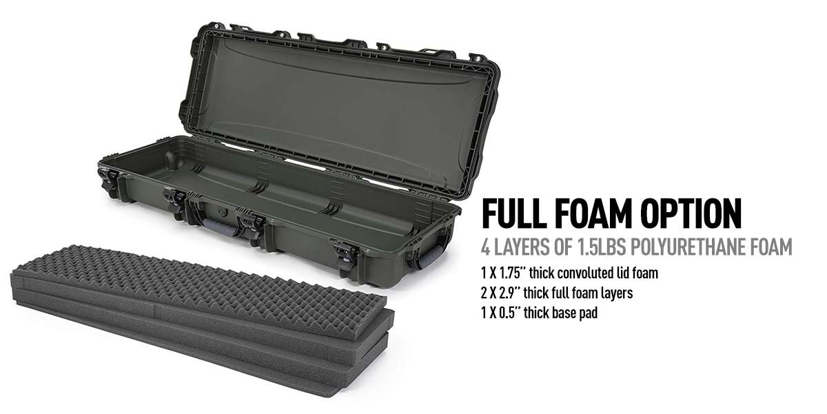 Nanuk 995 Full Foam Option