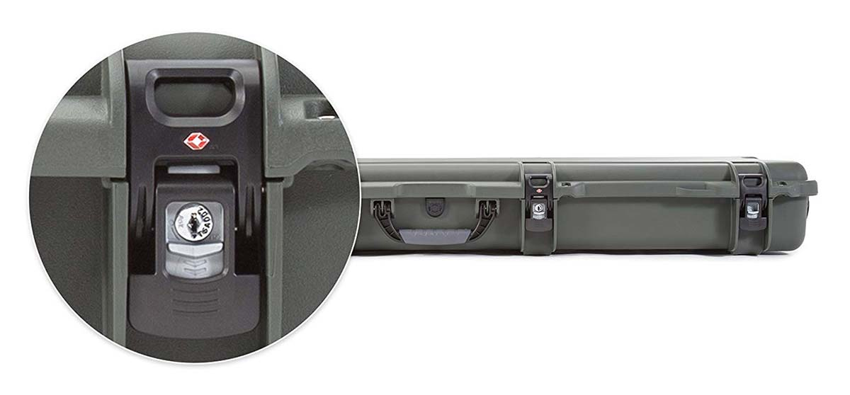 Nanuk 995 TSA PowerClaws Latches