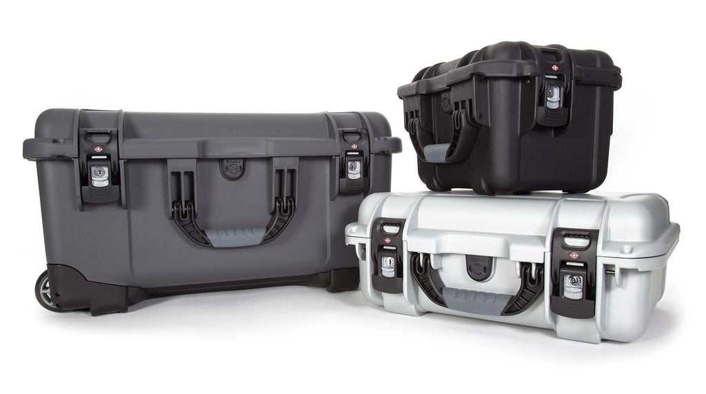 Nanuk Case with TSA PowerClaw Latches