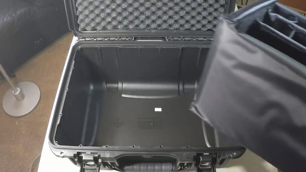 Nanuk 933 Hard Case Interior