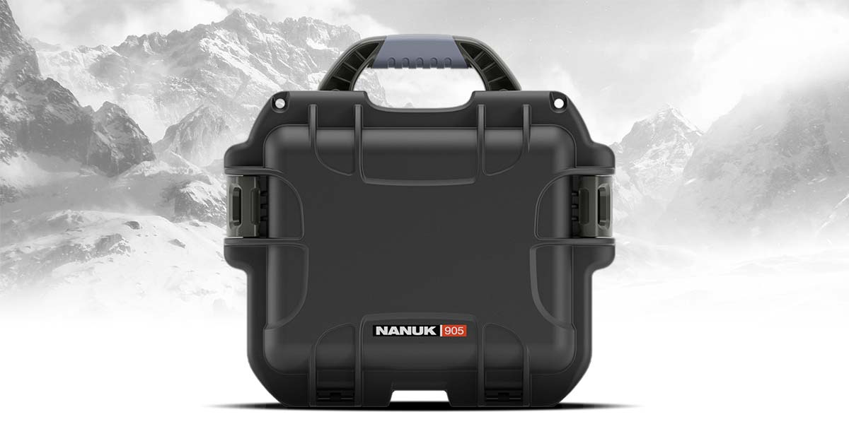 Nanuk 905 Case in Black