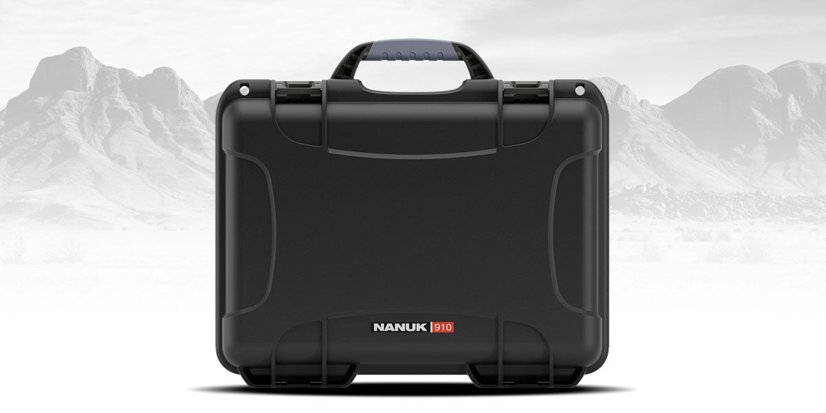 Nanuk 910 Case in Black
