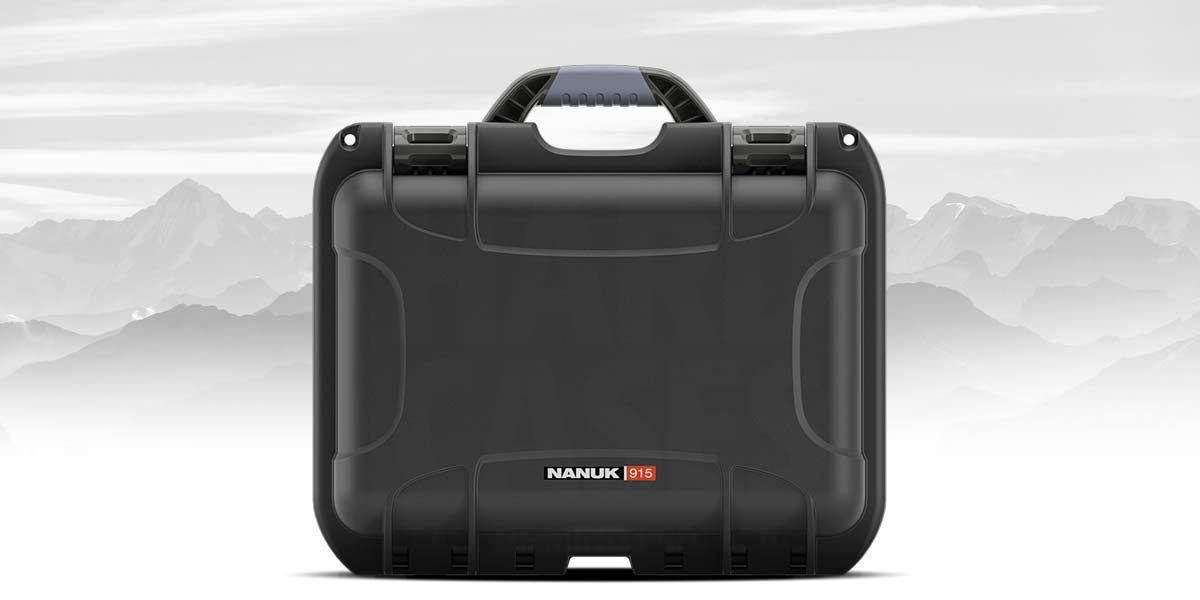 Nanuk 915 Case in Black