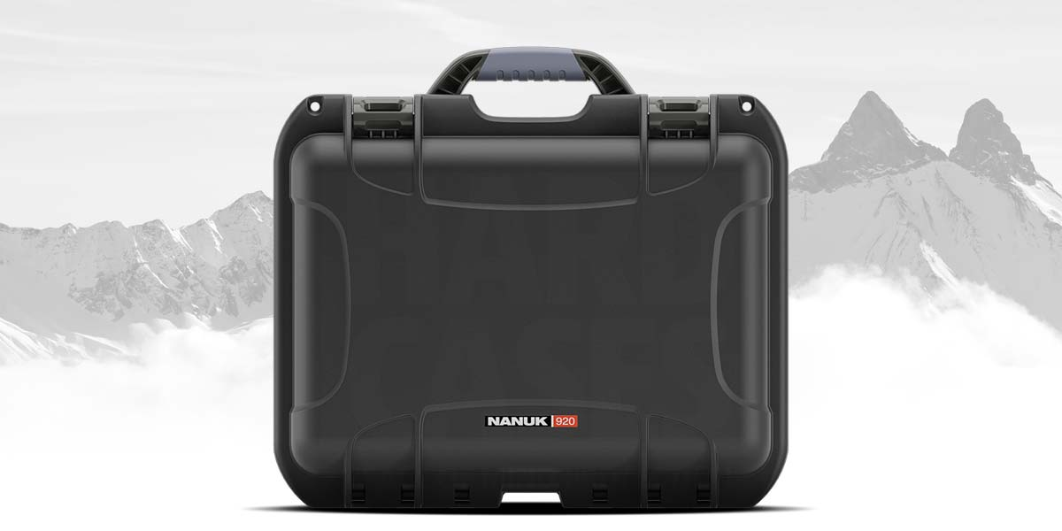 Nanuk 920 Case in Black
