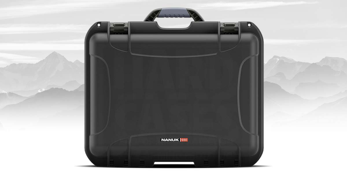 Nanuk 930 Case in Black