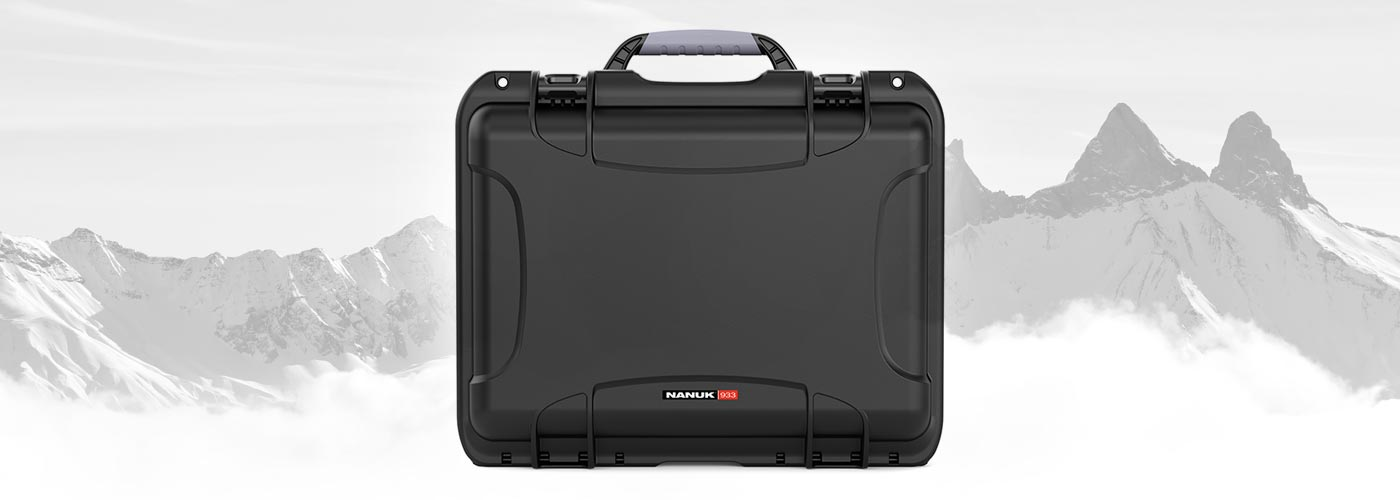 Nanuk 918 Case in Black