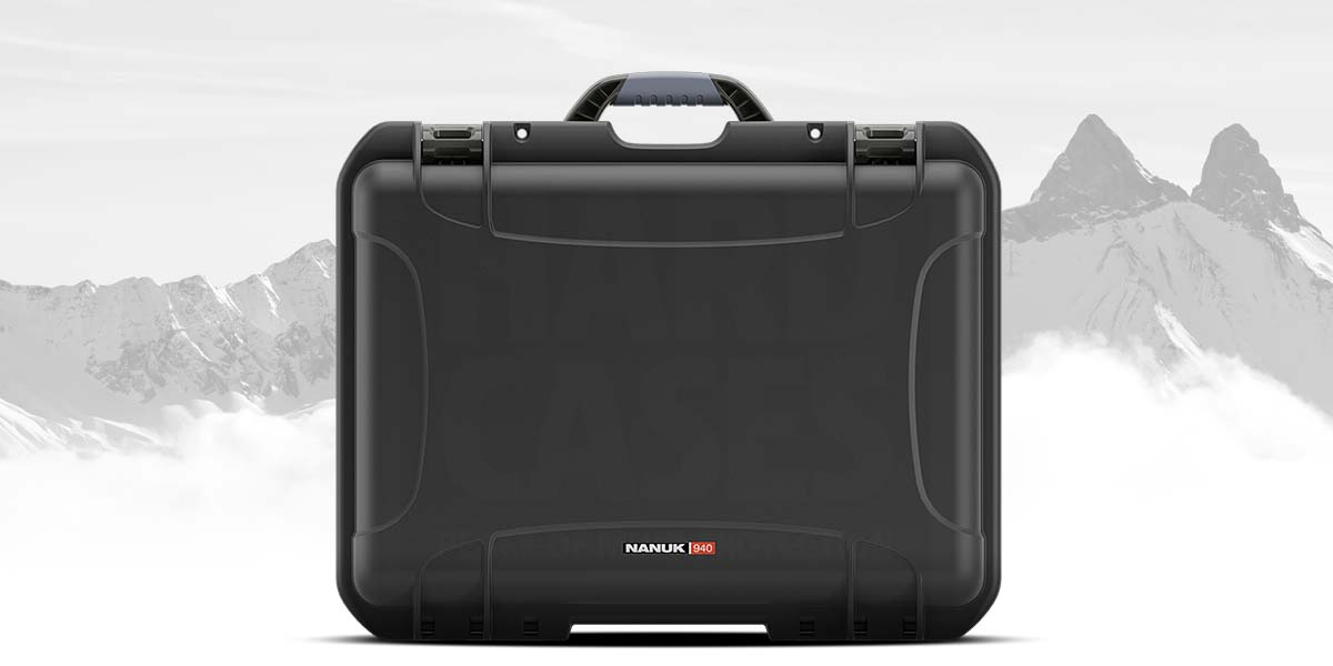 Nanuk 940 Case in Black
