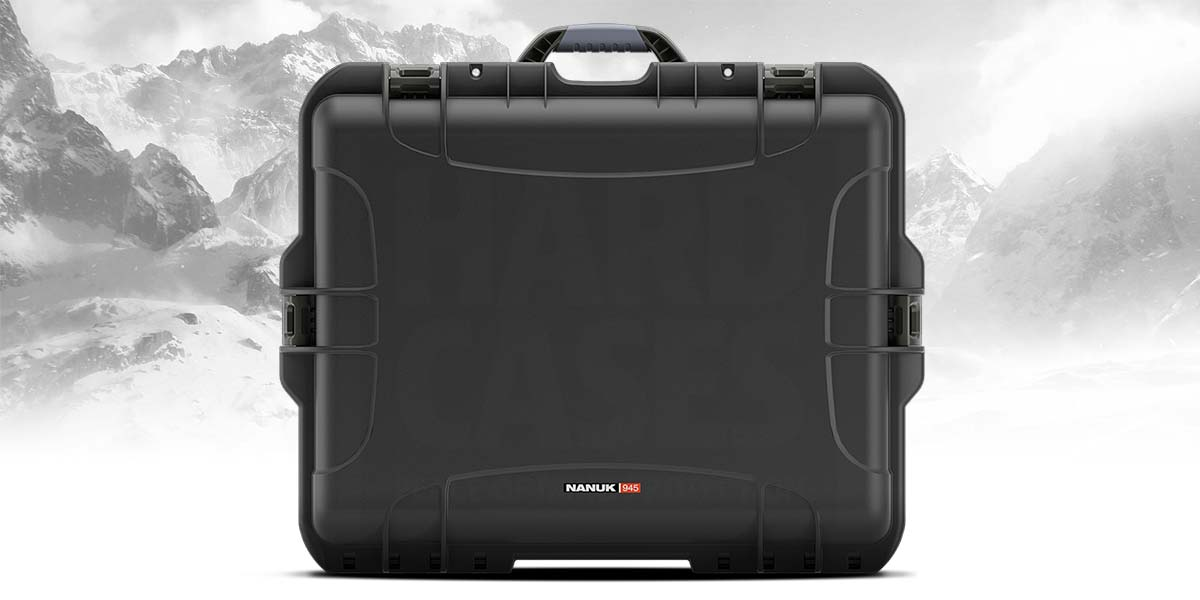 Nanuk 945 Case in Black