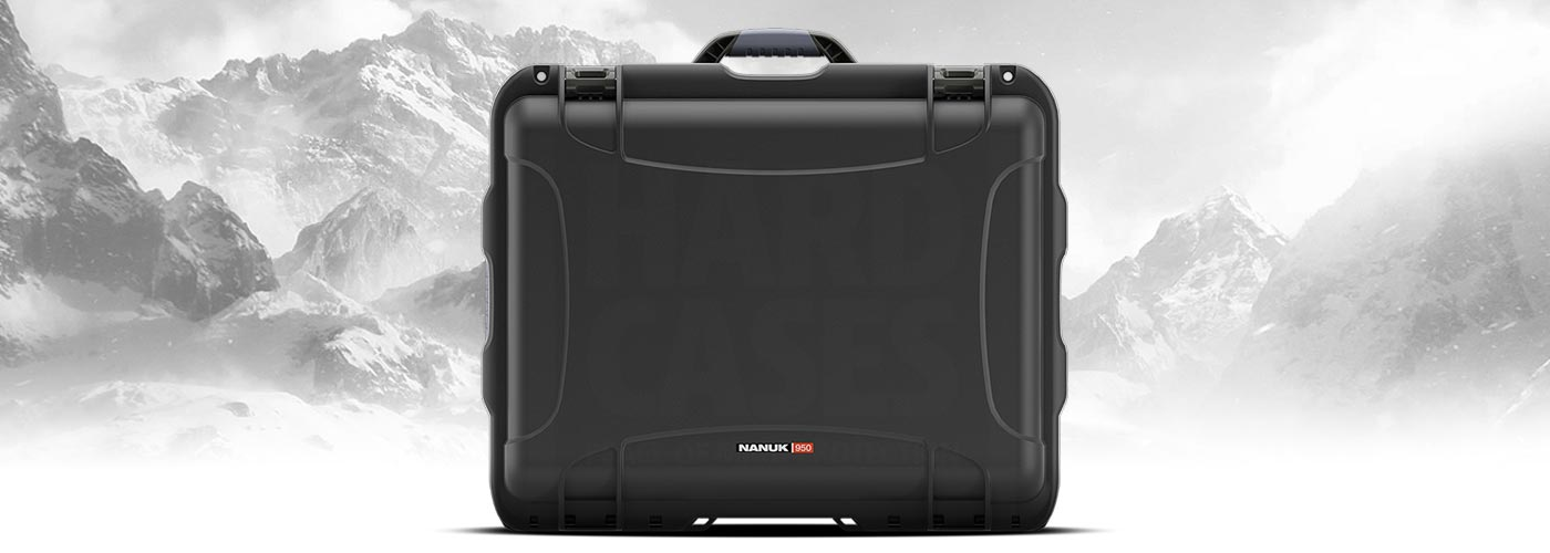 Nanuk 950 Case in Black