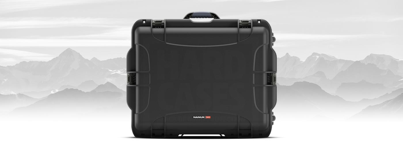 Nanuk 960 Case in Black