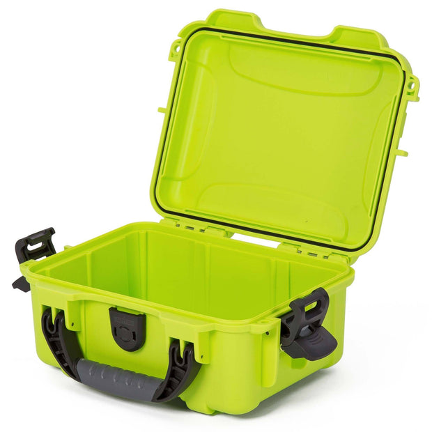 Nanuk 904 in Lime Empty Case - Nanuk Case