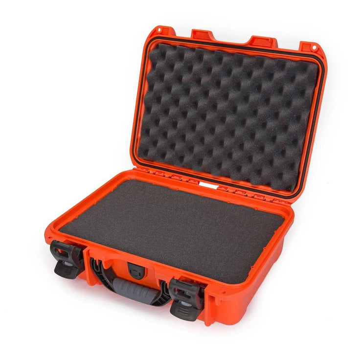 Nanuk 920 in Orange Cubes Foam - Nanuk Case