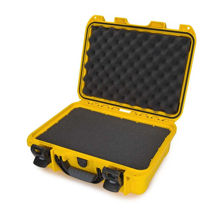 Nanuk 920 in Yellow Cubes Foam - Nanuk Case