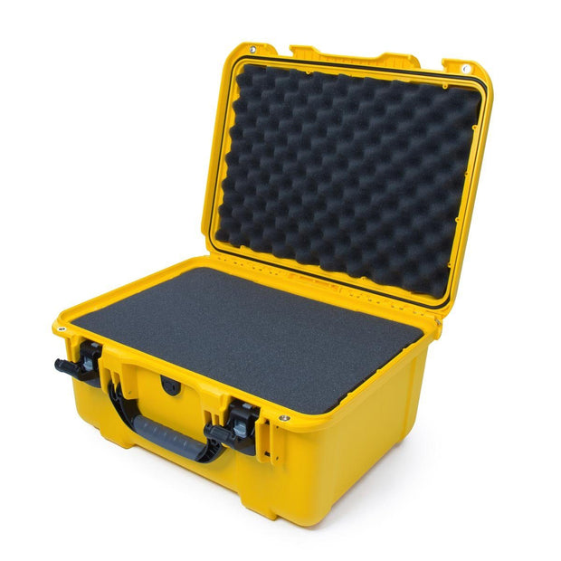 Nanuk 933 in Yellow Cubes Foam - Nanuk Case