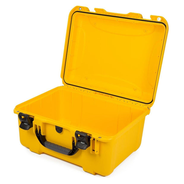 Nanuk 933 in Yellow Empty Case - Nanuk Case