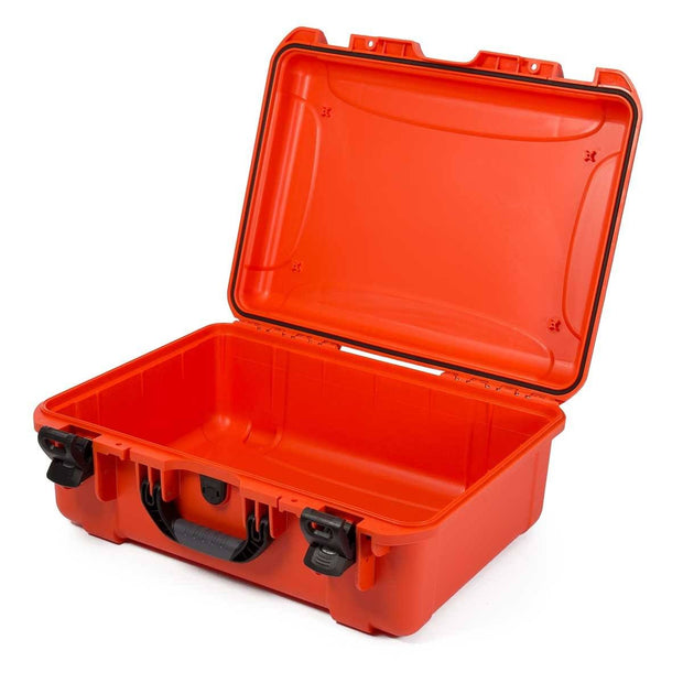 Nanuk 940 in Orange Empty Case - Nanuk Case