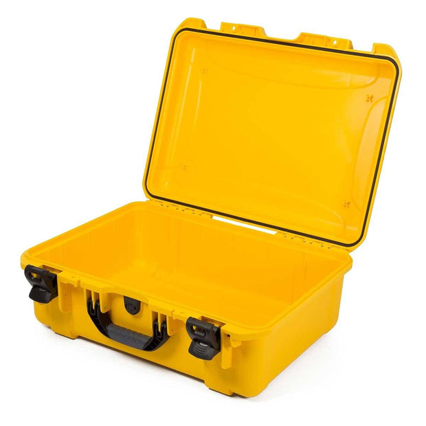 Nanuk 940 in Yellow Empty Case - Nanuk Case