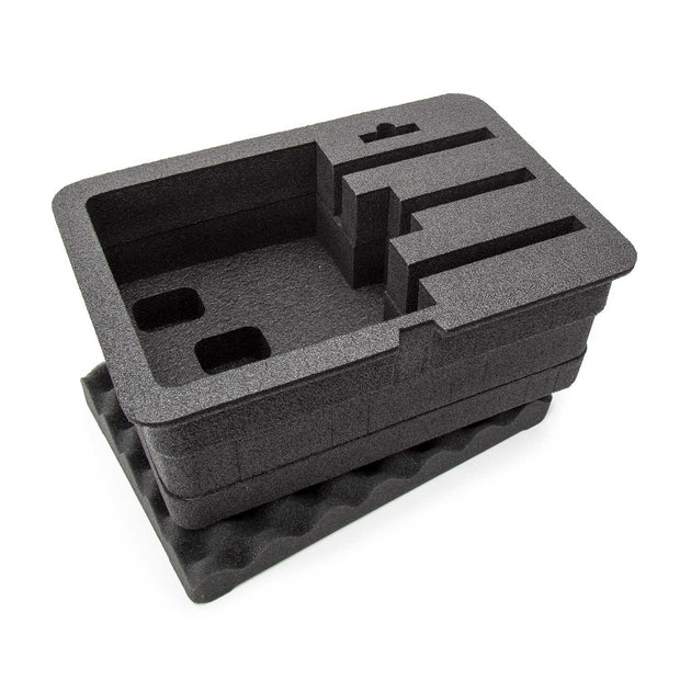 Foam insert for NANUK 918 3UP Revolver Case