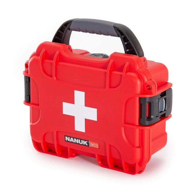 NANUK 903 First Aid case | Waterproof, Dustproof, Indestructible and Lifetime Guaranteed [collection_title]