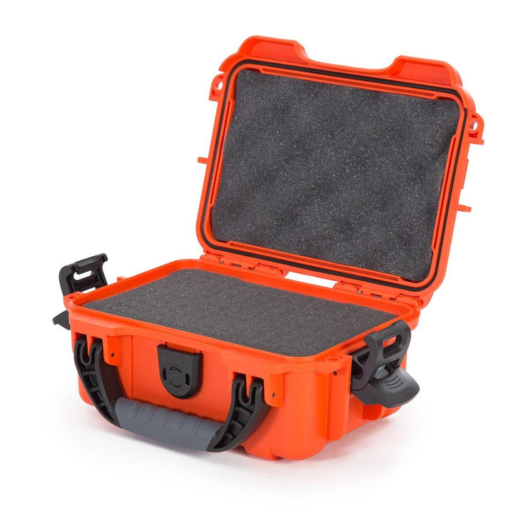 Nanuk 903 in Orange Cubes Foam - Nanuk Case