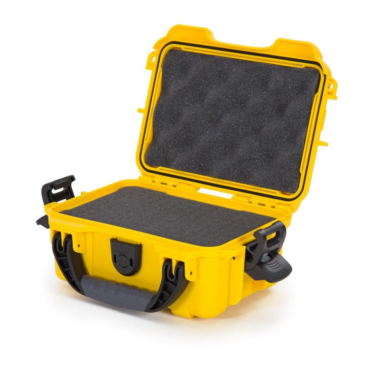 Nanuk 903 Yellow with Foam