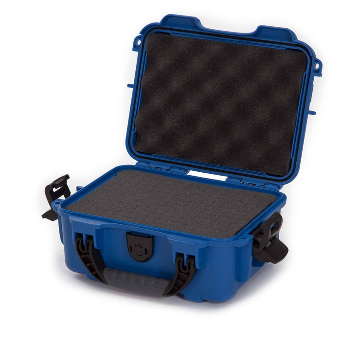 Nanuk 904 In Blue with Cubed Foams