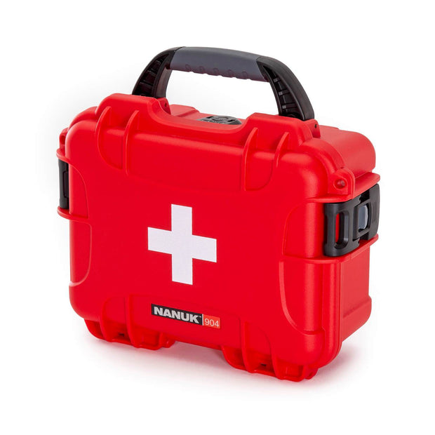 NANUK 904 First Aid case | Waterproof, Dustproof, Indestructible and Lifetime Guaranteed [collection_title]