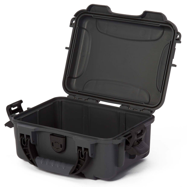 Nanuk 904 in Graphite Empty Case - Nanuk Case