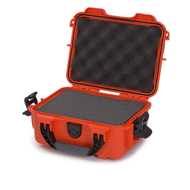 Nanuk 904 in Orange Cubes Foam - Nanuk Case