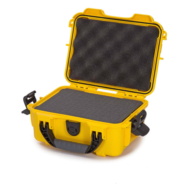 Nanuk 904 in Yellow Cubes Foam - Nanuk Case