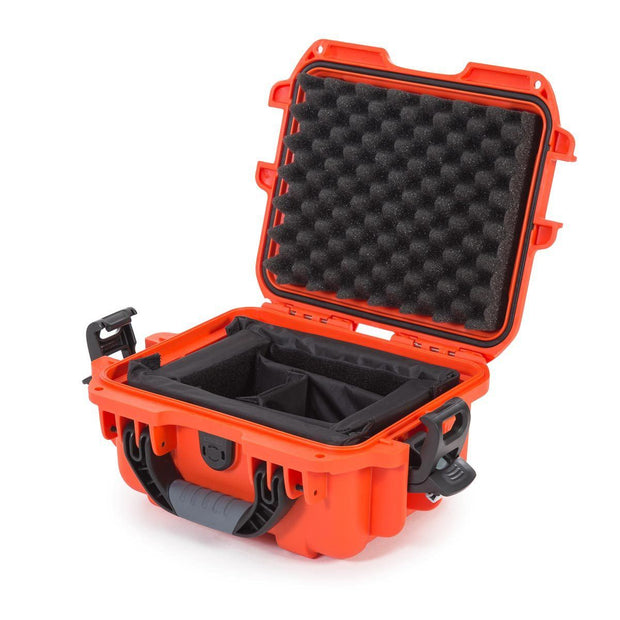 Nanuk 905 in Orange Padded Divider - Nanuk Case
