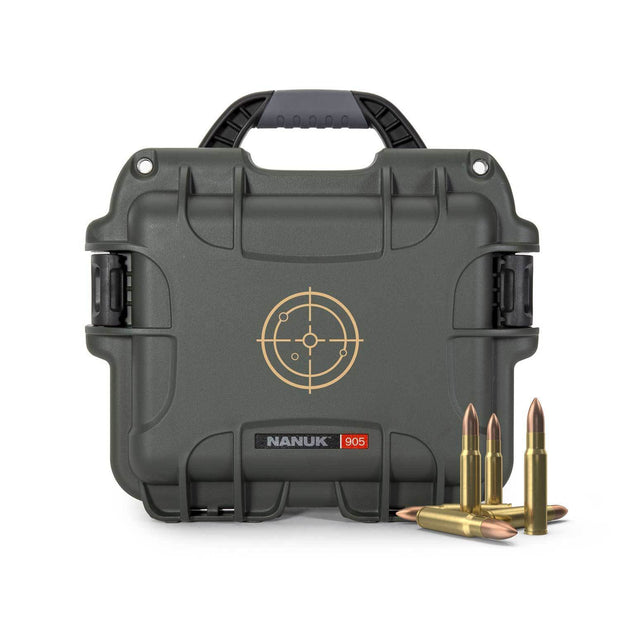 NANUK 905 Waterproof Ammo Case | Waterproof, Dustproof, Indestructible and Lifetime Guaranteed [collection_title]